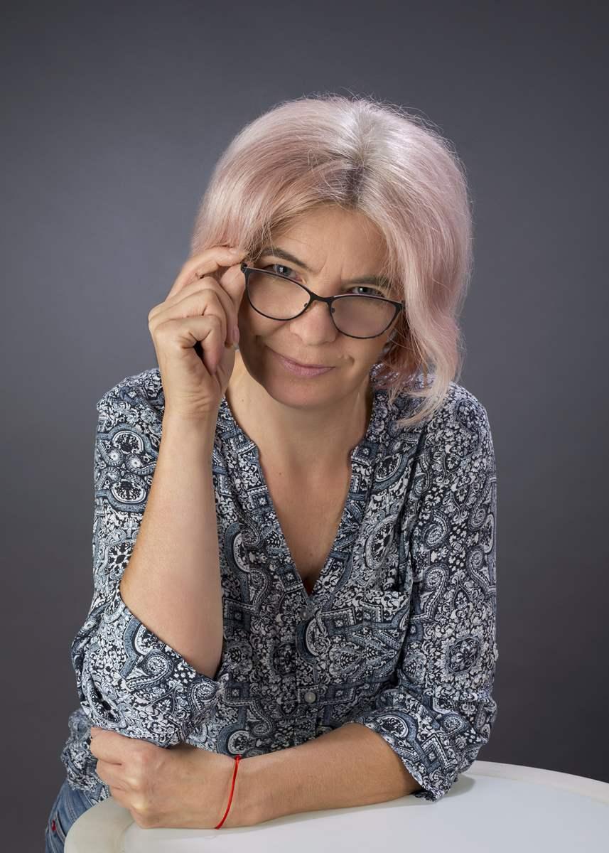 Lidia Ławniczak Psycholog i Psychoterapeuta